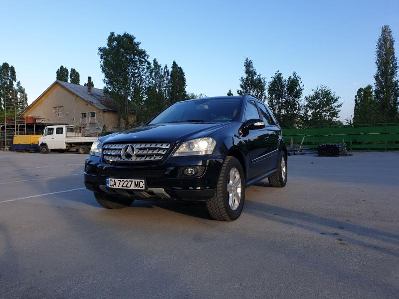 Mercedes-Benz ML 280 4 Matic