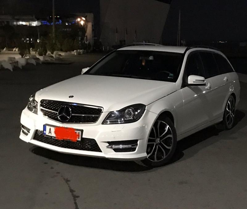 Mercedes-Benz C 180 BlueEFFICIENCY