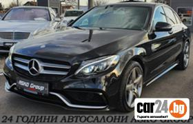 Преглед на обява за продажба на Mercedes-Benz C 220 6.3AMG*GERMANY*SPORT*LED*KAMERA*NAVI*FULL*TOP*LIZI