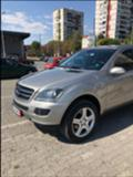Mercedes-Benz ML 320 НА ПРУЖИНИ