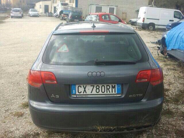 Audi A3 2.0 BKD