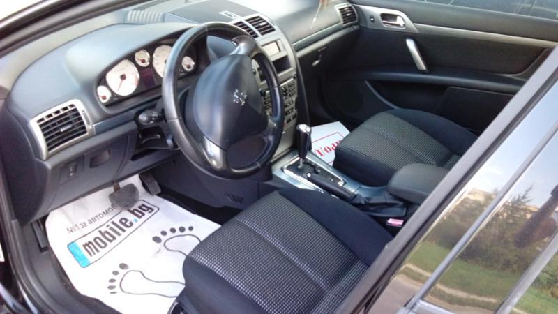 Peugeot 407 SW2.0HDI16V, снимка 9