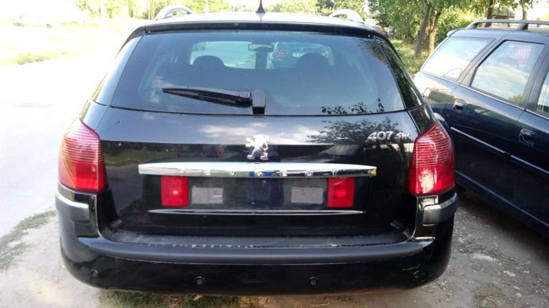 Peugeot 407 SW2.0HDI16V, снимка 14