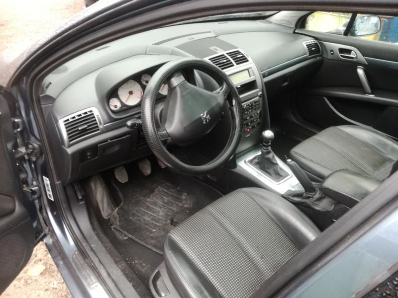 Peugeot 407 SW2.0HDI16V, снимка 17