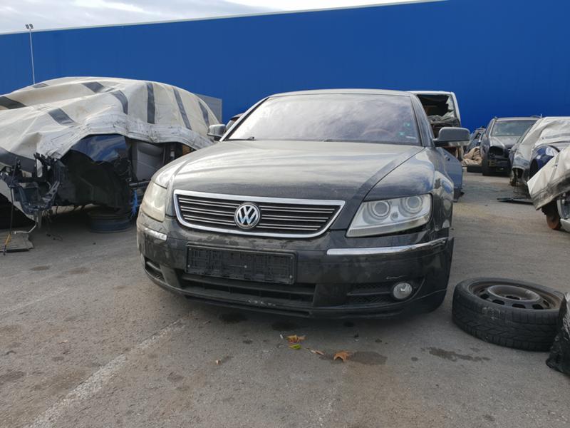 VW Phaeton 5.0TDI V10 На части!