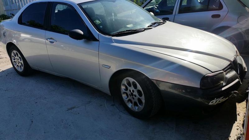Alfa Romeo 156 2.0, 1,8 TwinsPark