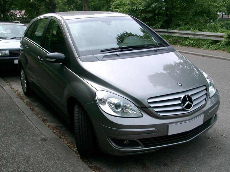 Mercedes-Benz B 180 В 180 CDI