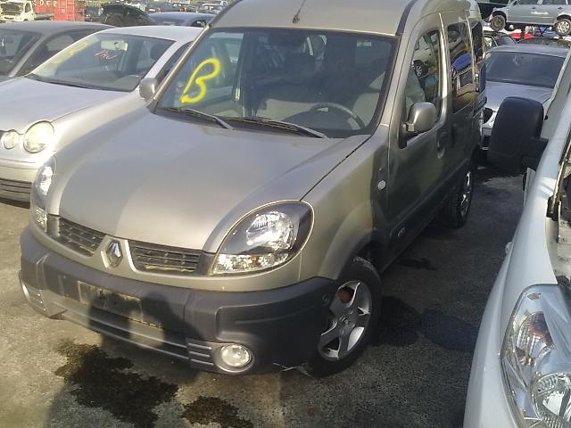 Renault Kangoo 1.5 dci 1.2i 16V