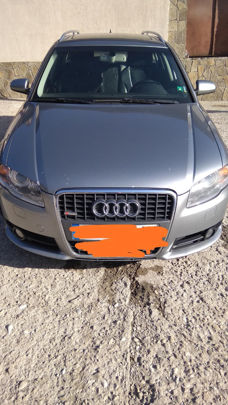 Audi A4 S line B7 3.0 TDI