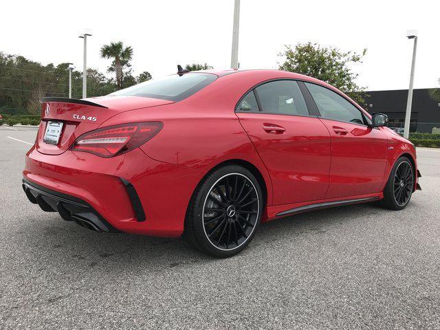 Mercedes-Benz CLA 45 AMG 4499