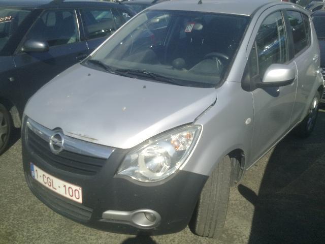 Opel Agila 1.3 Mjet