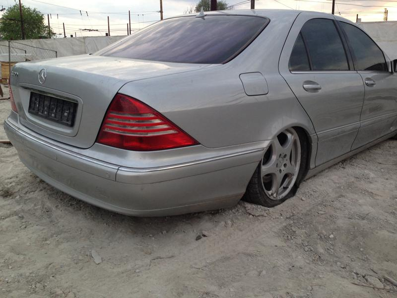 Mercedes-Benz S 500 320 400 430 600
