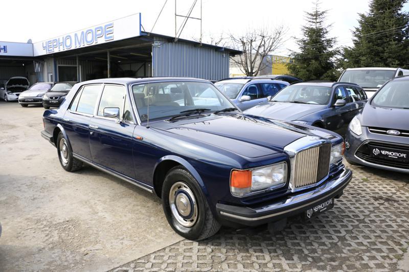 Bentley Mulsanne S 6.8 V8