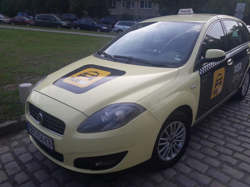 Fiat Croma 1.8 16V metan