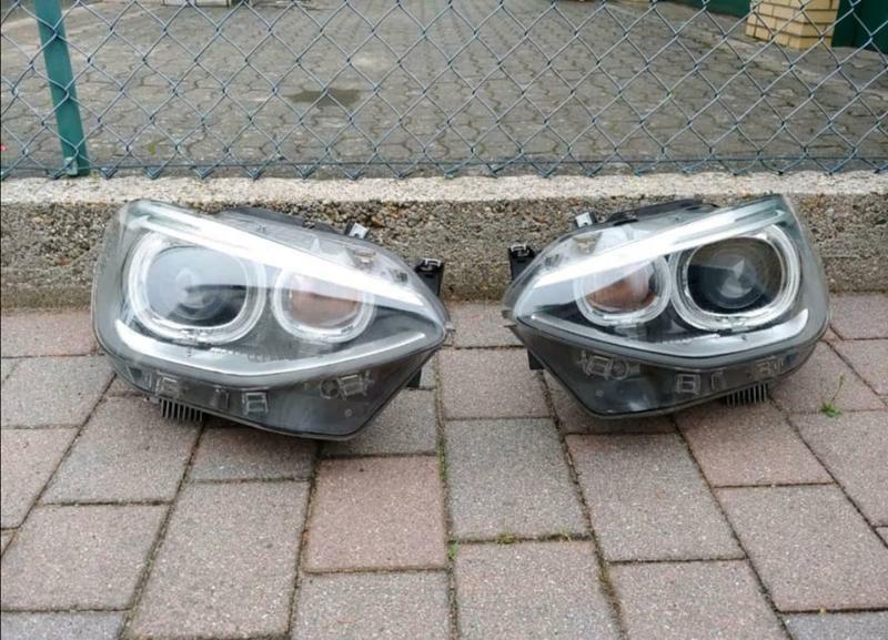 Едрогабаритни каросерийни части за BMW 530