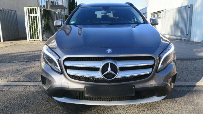 Mercedes-Benz GLA 200 200\250 cdi