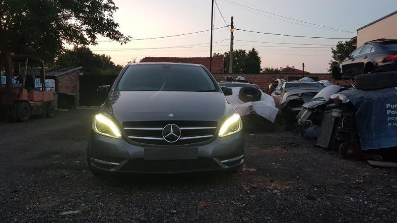 Mercedes-Benz B 180 B160 B200 AMG