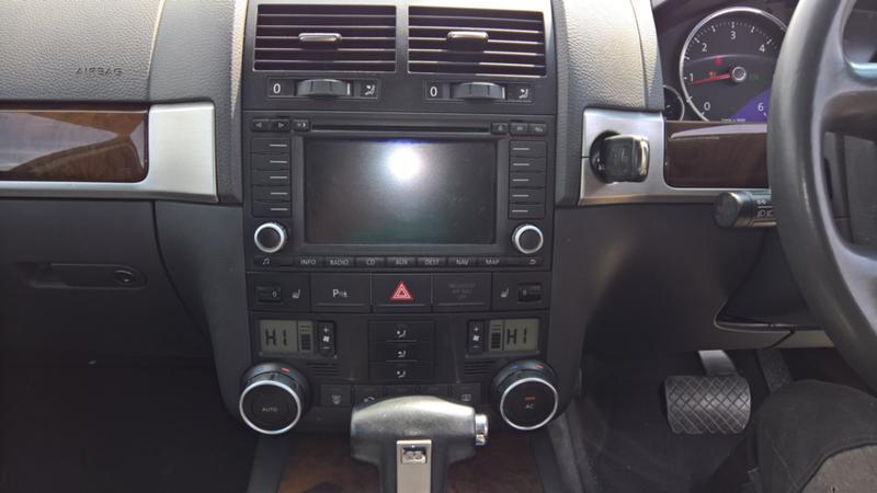VW Touareg 2.5TDI НА ЧАСТИ, снимка 9