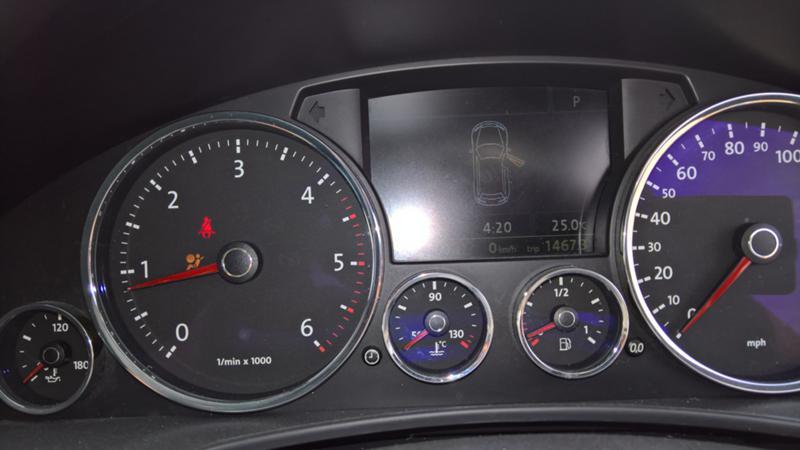 VW Touareg 2.5TDI НА ЧАСТИ, снимка 10