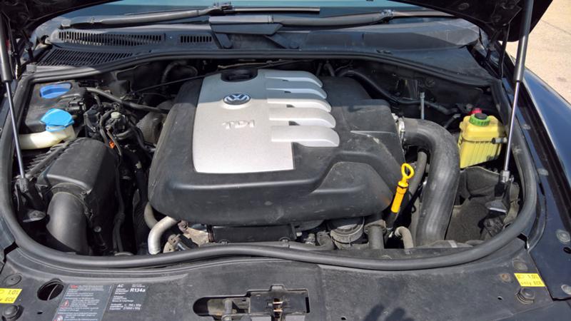 VW Touareg 2.5TDI НА ЧАСТИ, снимка 11