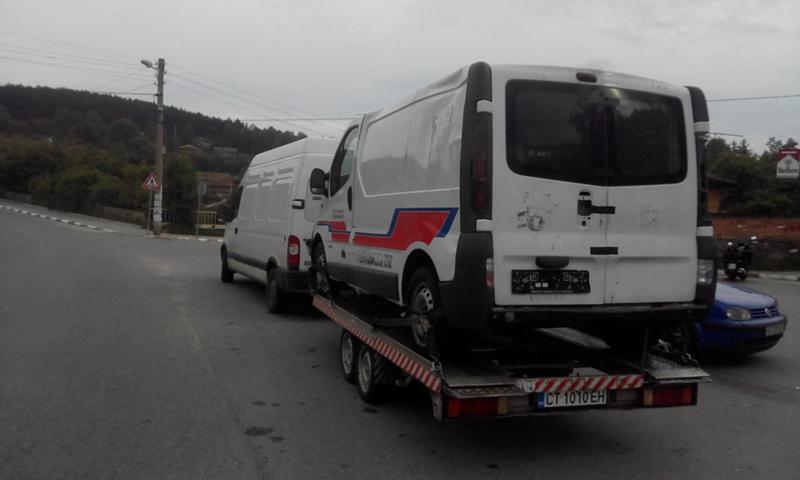Renault Trafic 1.9DCI-6sk*vivaro