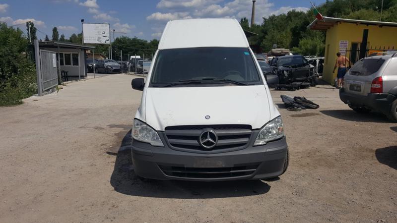 Mercedes-Benz Vito 116d/tip/651/nadstroika