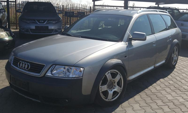 Audi Allroad 2.5 TDI 180k.c