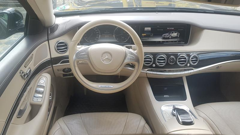 Mercedes-Benz S 350 CDI 4-matic AMG-Пакет, снимка 9