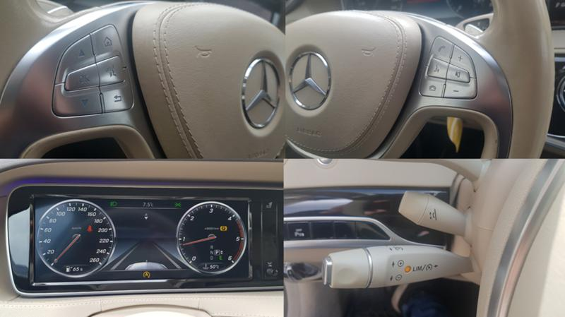 Mercedes-Benz S 350 CDI 4-matic AMG-Пакет, снимка 15