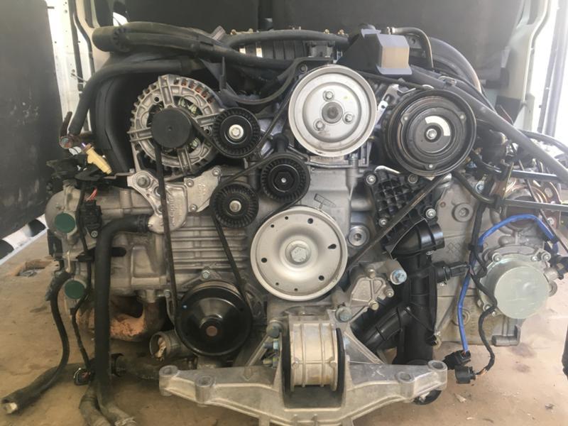 Porsche Boxster S 3.2 M96.26