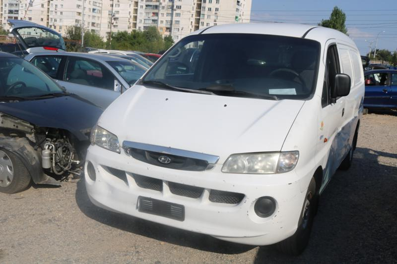 Hyundai H1 2.5TDI