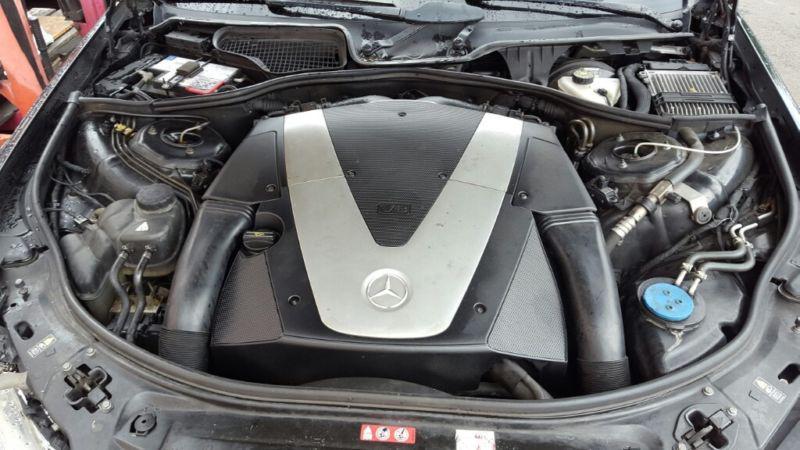 Mercedes-Benz S 320 3.2 cdi 4matic, снимка 4