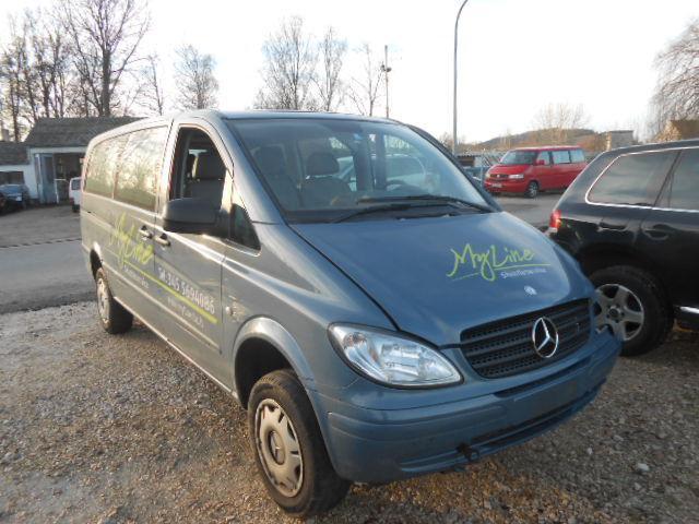 Mercedes-Benz Vito 115 4матик