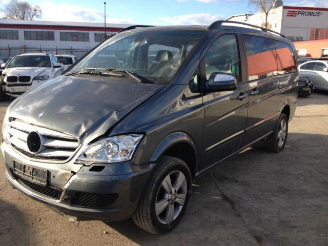 Mercedes-Benz Vito на части