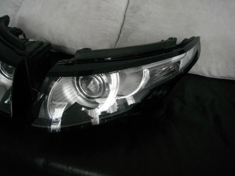 Светлини за Land Rover Range Rover Evoque
