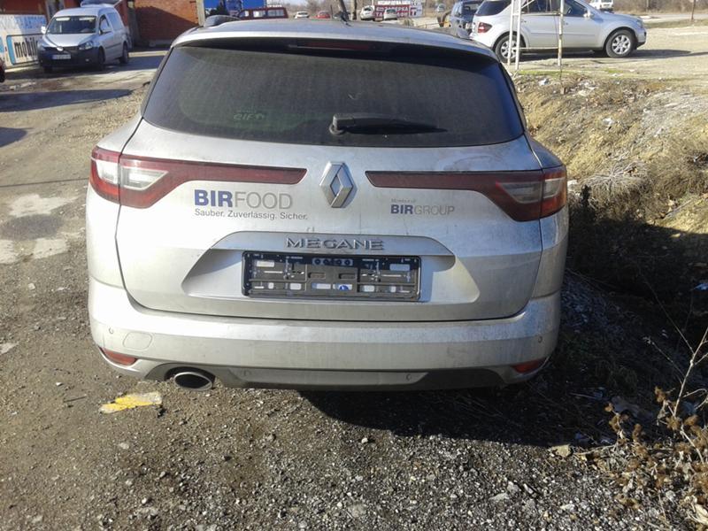 Renault Megane 1.5dzi