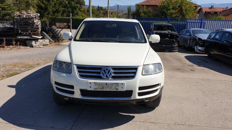 VW Touareg 5.0 V10