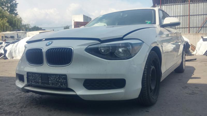 BMW 116 D N47N 6ск