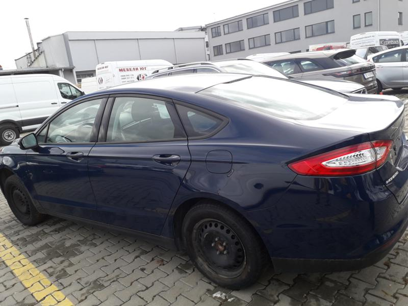 Ford Mondeo 1.5 turbo