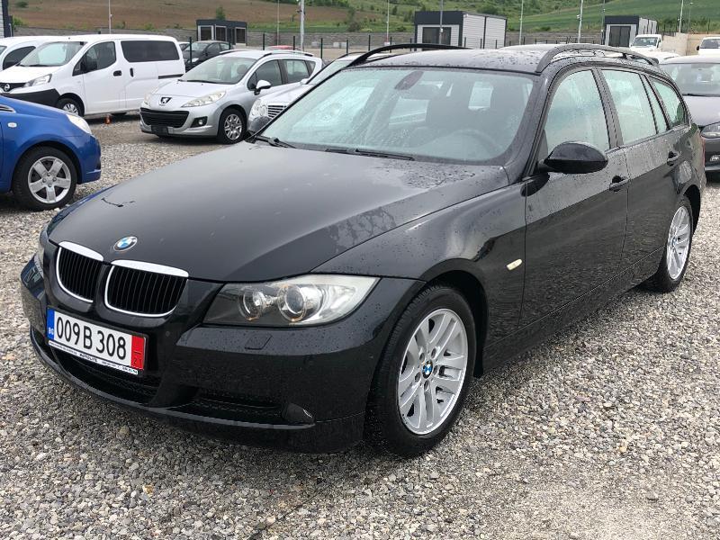 BMW 318 143k.c euro4 185000km