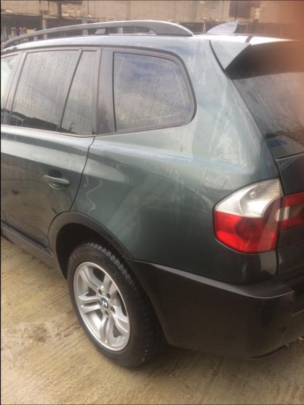 BMW X3 Avtomat 3.0D