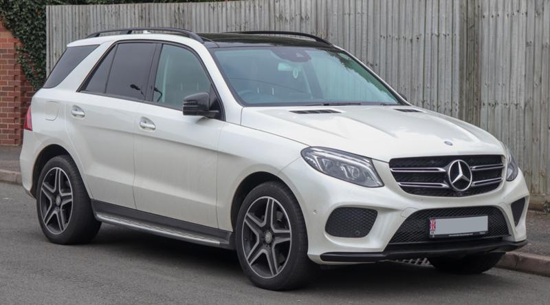 Mercedes-Benz ML 350 w166