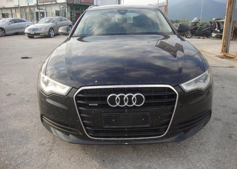 Audi A6 3.0TDI-2.0FSI