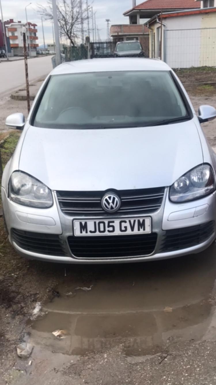 VW Golf 1,9 на части