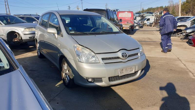 Toyota Corolla verso 2.2 d4d 136
