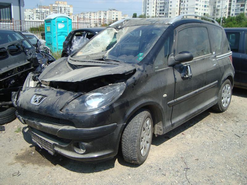 Peugeot 1007 1.6 16V