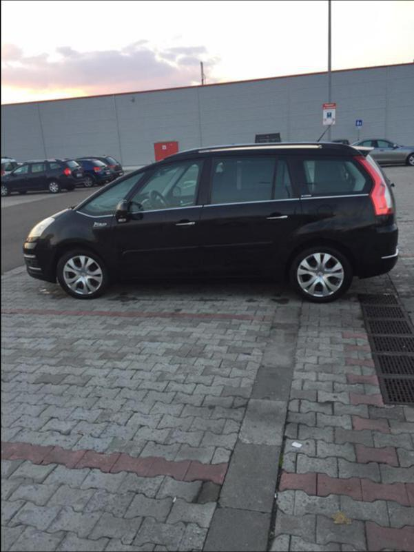 Citroen Grand C4 Picasso exclusive