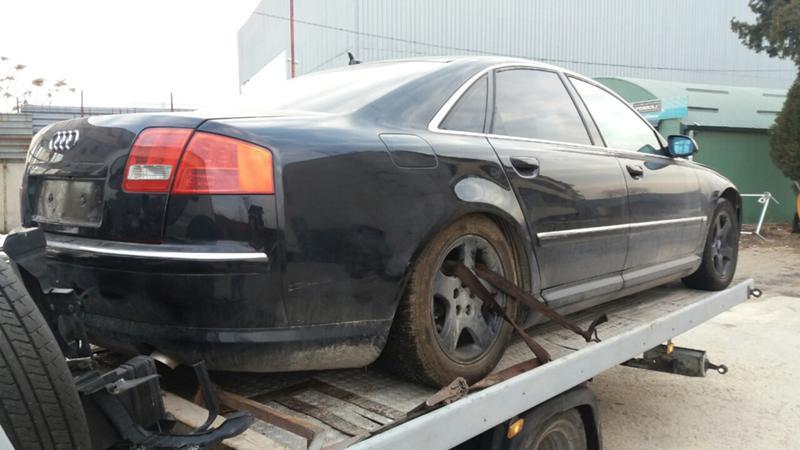 Audi A8 3.0TDI  LONG