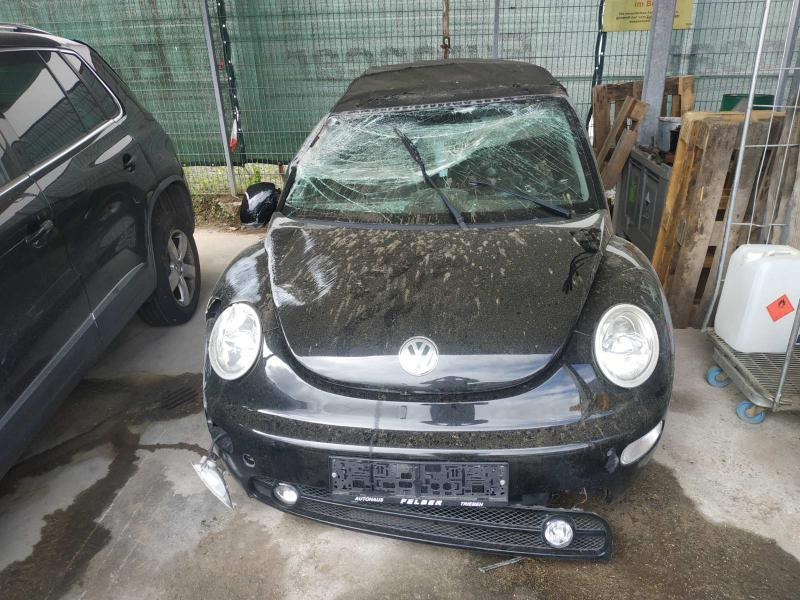 VW New beetle 1.4i 16V кабрио