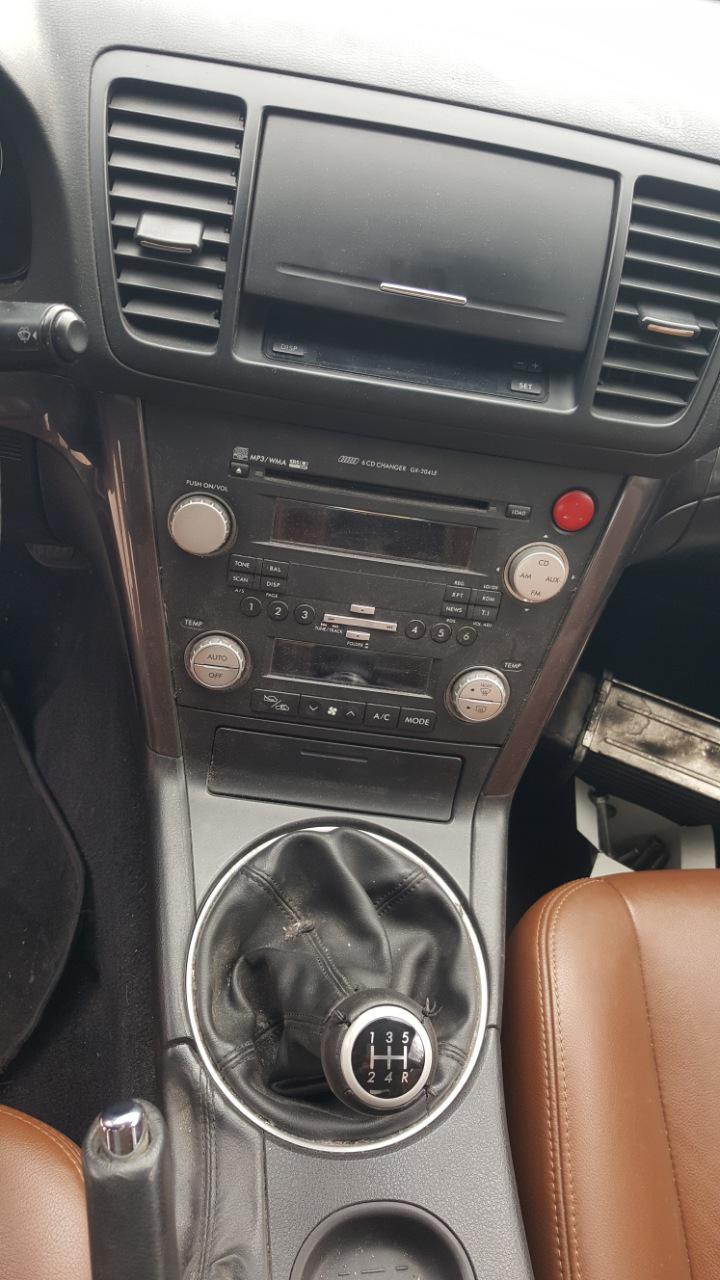 Subaru Legacy 2.0d, снимка 10